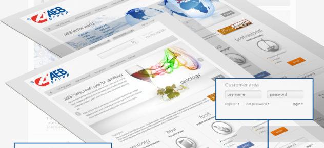 tavole grafiche del sito